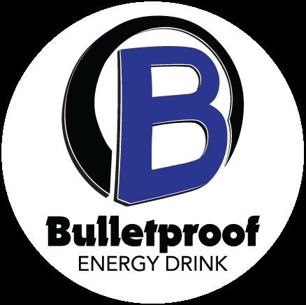 Bulletproof Logo-sticker